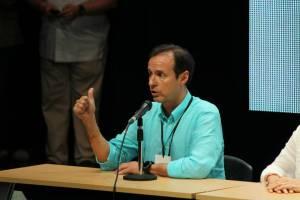 """Jorge """"Tuto"""" Quiroga con María Corina Machado: La comunidad internacional debe cumplir con lo que prometió a Venezuela"""