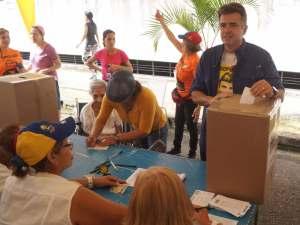 Feo La Cruz: Carabobeños demostrarán con el voto que el cambio en Venezuela es indetenible