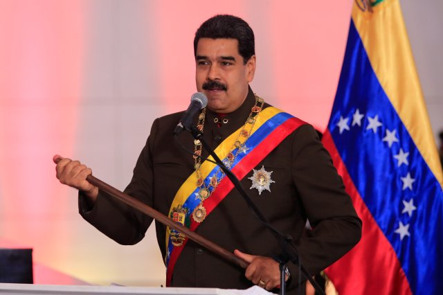 El presidente de la República, Nicolás Maduro. REUTERS ATTENTION EDITORS - THIS PICTURE WAS PROVIDED BY A THIRD PARTY.