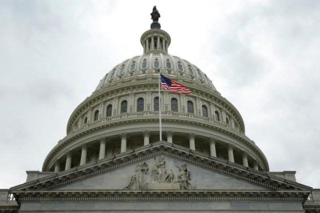 Foto de archivo. Edificio del Congreso de los Estados Unidos. 04 mayo 2017 REUTERS/Yuri Gripas