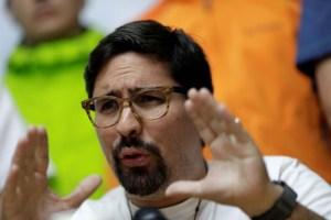 """""""Por no convalidar un fraude, Maduro secuestra AD"""": El mensaje de respaldo de Freddy Guevara"""