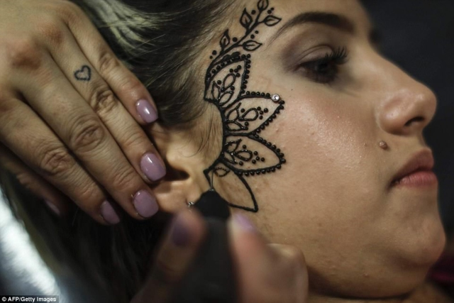 Tatto en Colombia / Foto: Agencias
