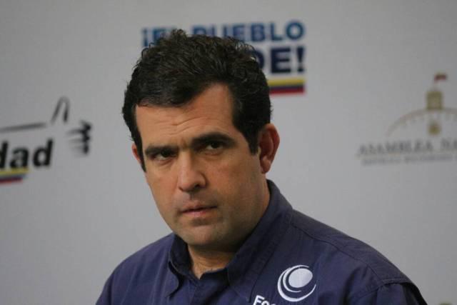 El director ejecutivo del Foro Penal, Alfredo Romero. Foto: Will Jiménez / LaPatilla.com