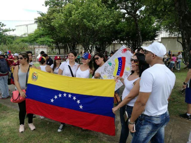 venezuela panamá