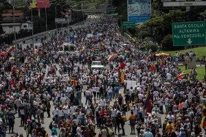 Ni diálogo, ni elecciones… esto es lo que quieren los venezolanos después del #23Ene, según revela encuestadora Meganálisis