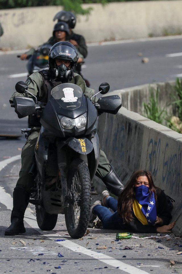 Foto: Miguel Gutiérrez / EFE