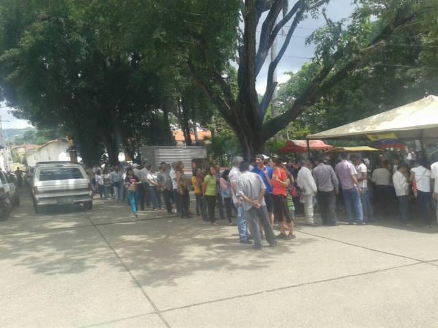 Altagracia de Orituco participa masivamente en la consulta popular #16Jul