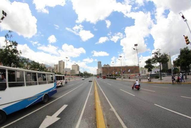 Centro de Caracas / Foto: Régulo Gómez - La Patilla