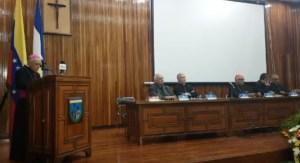 Asamblea Ordinaria de la CEV analiza la crisis de Venezuela