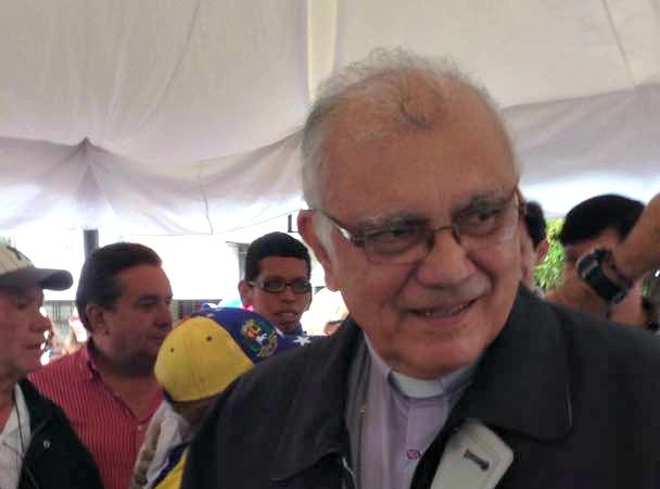 Foto: Cardenal Baltazar Porras participó en la Consulta popular/ Arquidióceis Mérida?