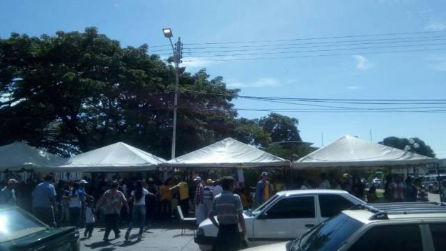 En Guanare participan en la consulta popular / Foto: La Patilla