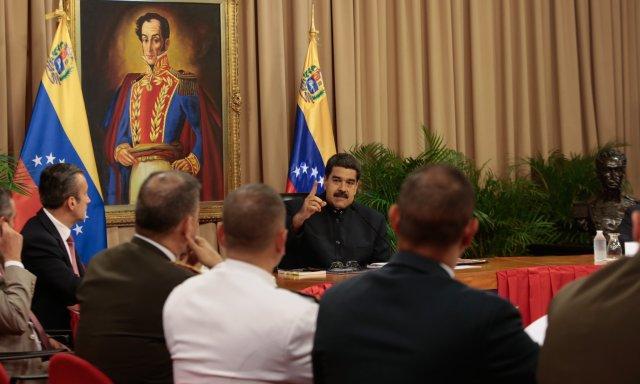 Presidente Nicolás Maduro. Foto: Twitter/ @PresidencialVen