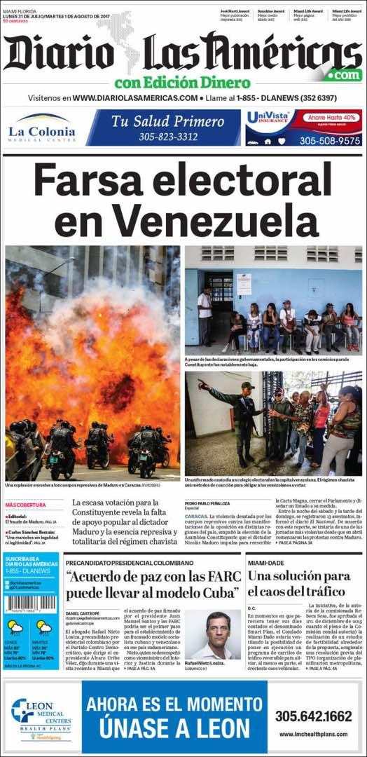 Diario la americas