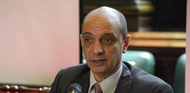 El diputado uruguayo por el Partido Independiente Daniel Radío