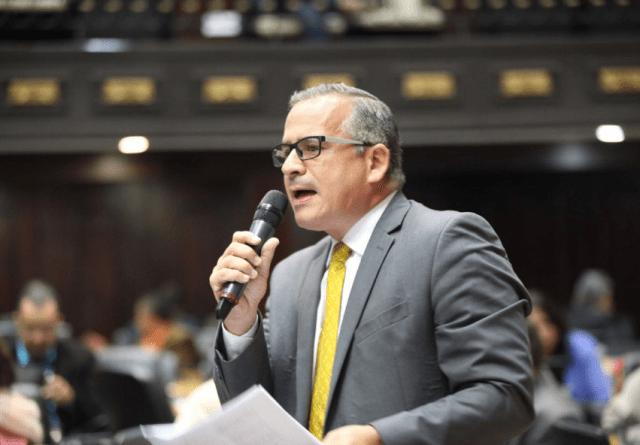 Diputado Francisco Sucre: Maduro vino a extorsionar a trabajadores de Guayana