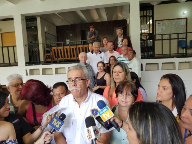 Sector salud en el estado Aragua rechaza Constituyente de Maduro