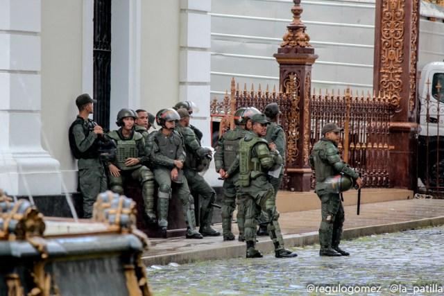 Golpes, robos y amenazas con armas: La odisea que vivieron los secuestrados de la AN. Foto: Régulo Gómez / LaPatilla.com