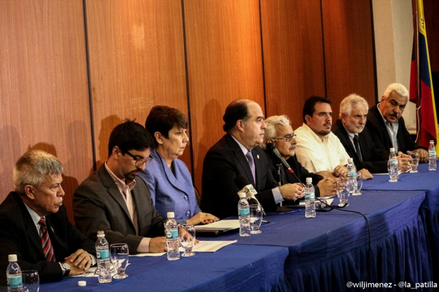 Rectores de las Universidades serán los garantes de la consulta del 16 de julio (Foto: Will Jiménez / LaPatilla)