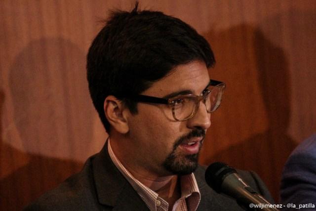 El primer vicepresidente de la Asamblea Nacional (Foto: Will Jiménez / LaPatilla)