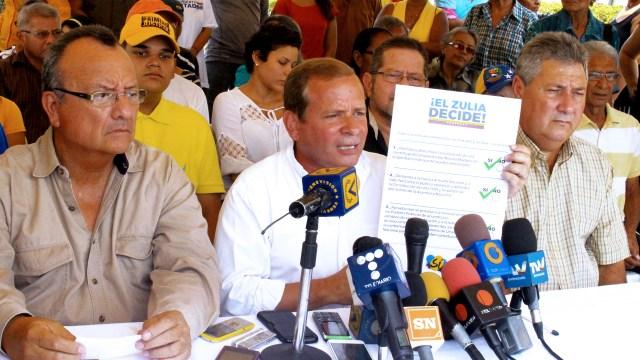 Juan Pablo Guanipa consulta popular 3