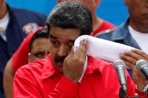 """EEUU sanciona al """"dictador"""" Nicolás Maduro y lo coloca en la lista negra"""