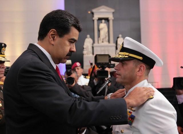 MaduroAlmirante