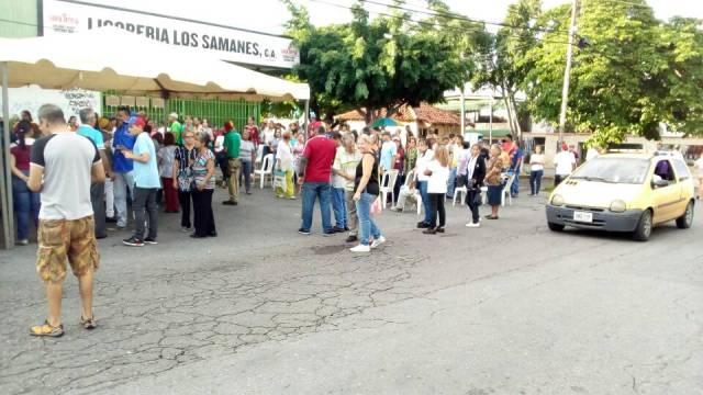 Punto Soberano ACTIVADO Los Samanes - Maracay  fotos Mariana Anmarú