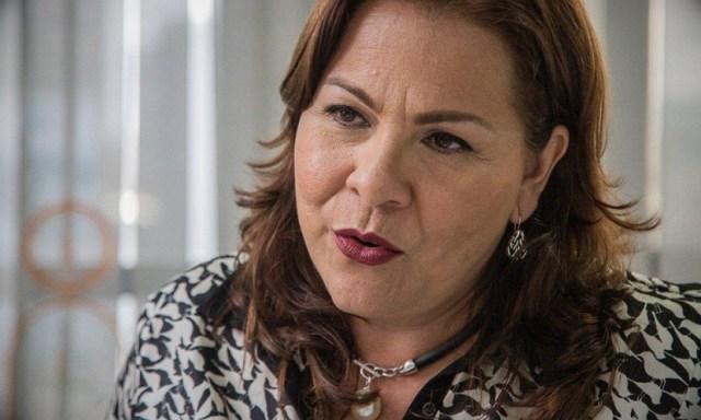 Foto: La presidente de Consecomercio, María Carolina Uzcátegui / elregional.net.ve