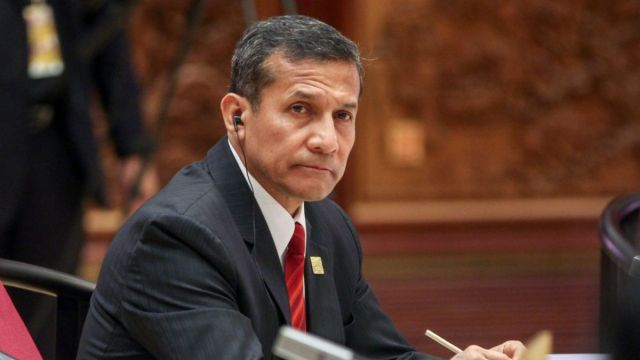 Foto: Ollanta Humala / t13.cl