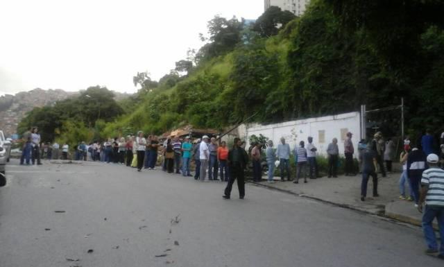 Vecinos de Palo Verde participan en la consulta popular / Foto: Cortesía