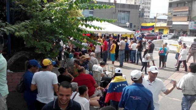 Foto: Así transcurre la consulta popular en Portuguesa / Cortesía