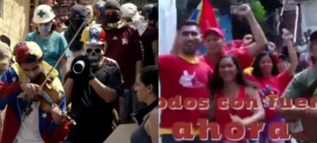 Resistencia vs Chavismo (4)