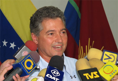 Henrique Salas Feo. Foto: Nota de prensa