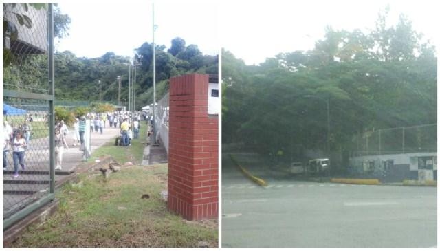 Foto: La Consulta Popular vs El Simulacro en Santa Paula de Caracas / LaPatilla.com