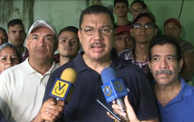 El secretario general del Movimiento Progresista de Venezuela, diputado Simón Calzadilla