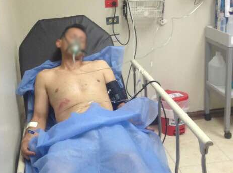 El MP comisionó a un fiscal para que investigue el brutal ataque contra un reportero gráfico en Lara.