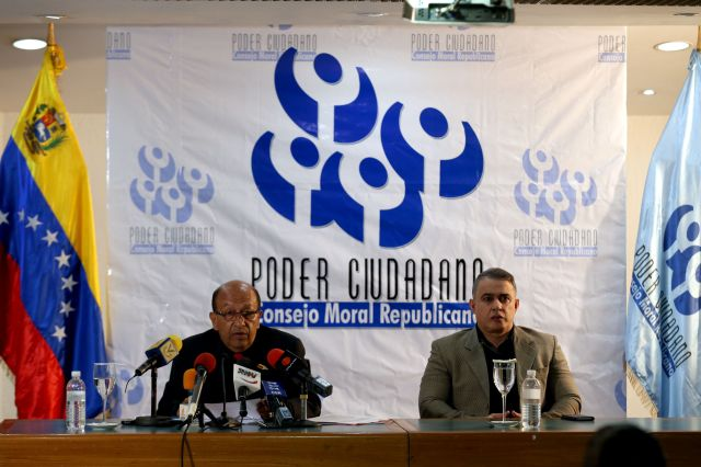 Foto: Saab y Galindo rechazan que la Asamblea Nacional designe  magistrados del TSJ / AVN