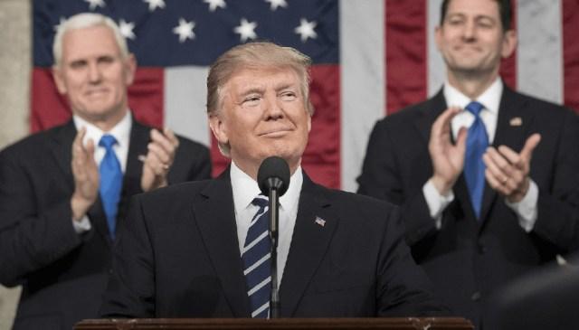 El presidente estadounidense Donald Trump (Foto: Reuters)