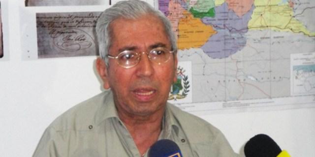 El diputado (J) de la Asamblea Nacional y presidente de la Fundación El Amparo, ONG defensora de los Derechos Humanos, Walter Márquez