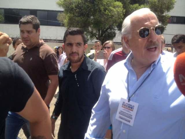 El expresidente de Colombia, Andrés Pastrana (Foto: Cortesía)