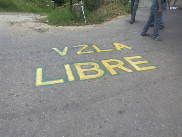 Parque Caiza se suma al paro cívico nacional // Foto Cortesía