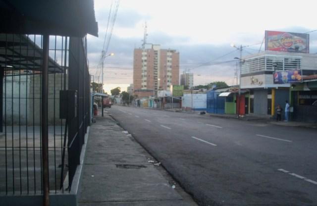 En la Carrera 15 de Barquisimeto, estado Lara // Foto @profevhs