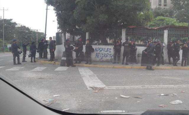 Consulta popular en Barquisimeto, estado Lara / Foto @gabrielglugo