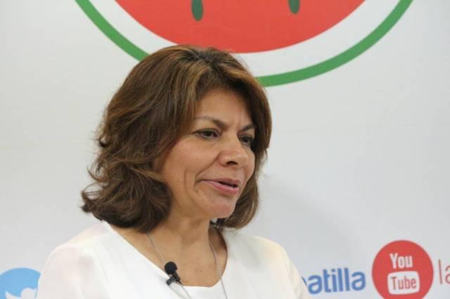 Laura Chinchilla, expresidenta de Costa Rica. Foto: Will Jiménez / LaPatilla.com