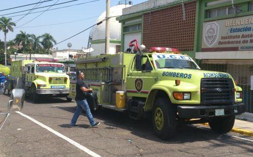 bomberos de Maracaibo