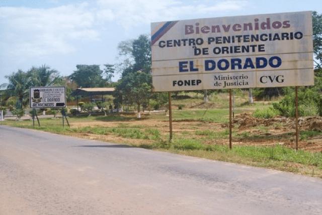 Cárcel El Dorado
