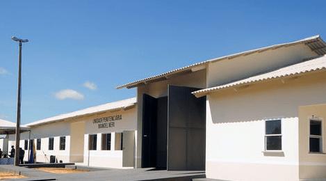 el recinto penitenciario Manoel Neri, sitio de donde huyeron 16 delincuentes. (Foto: ww.oaltoacre.com)