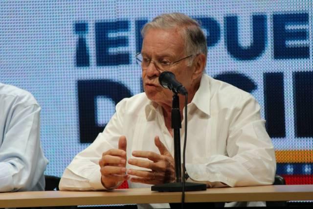 Miguel Ángel Rodríguez, expresidente de Costa Rica. Foto: Régulo Gómez / LaPatilla.com