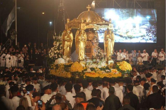 La Reliquia recorrerá la plazoleta junto a su feligresía el martes próximo. Previamente, fieles orarán al Santísimo Sacramento