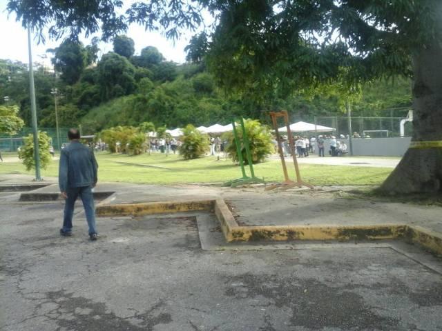 Foto:Consulta popular en Santa Paula / LaPatilla.com